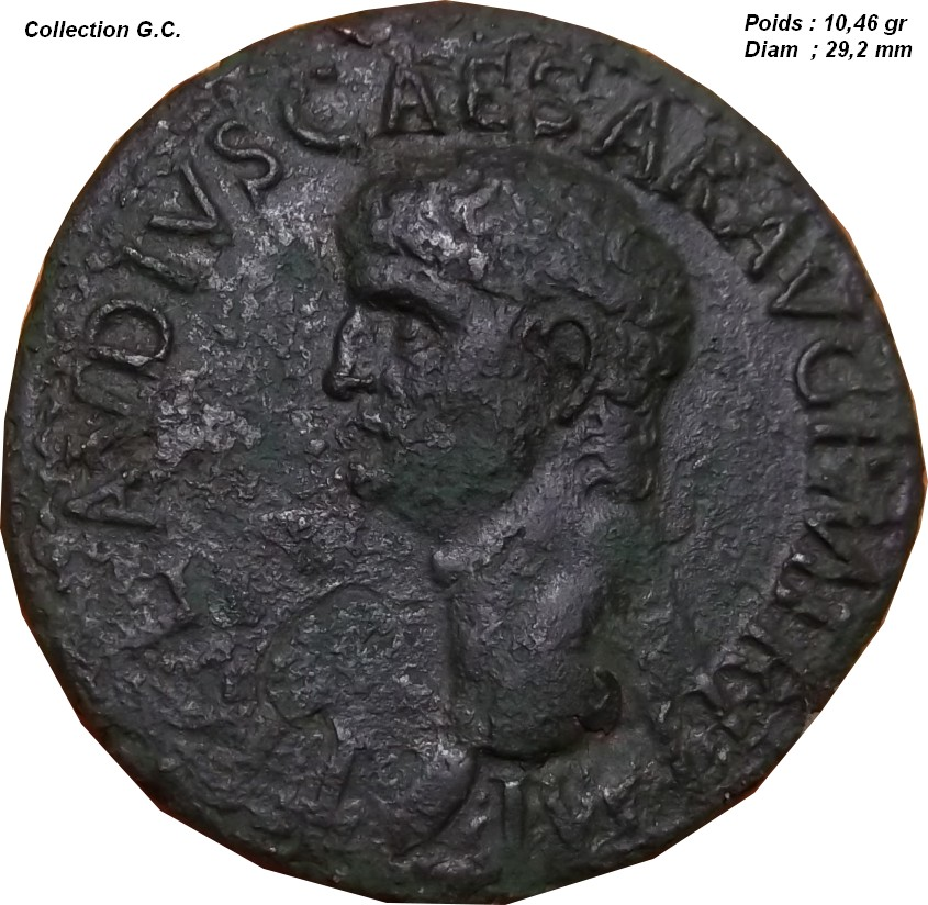 Confirmation identification (  as de Claude  Ric 95.) Claude12