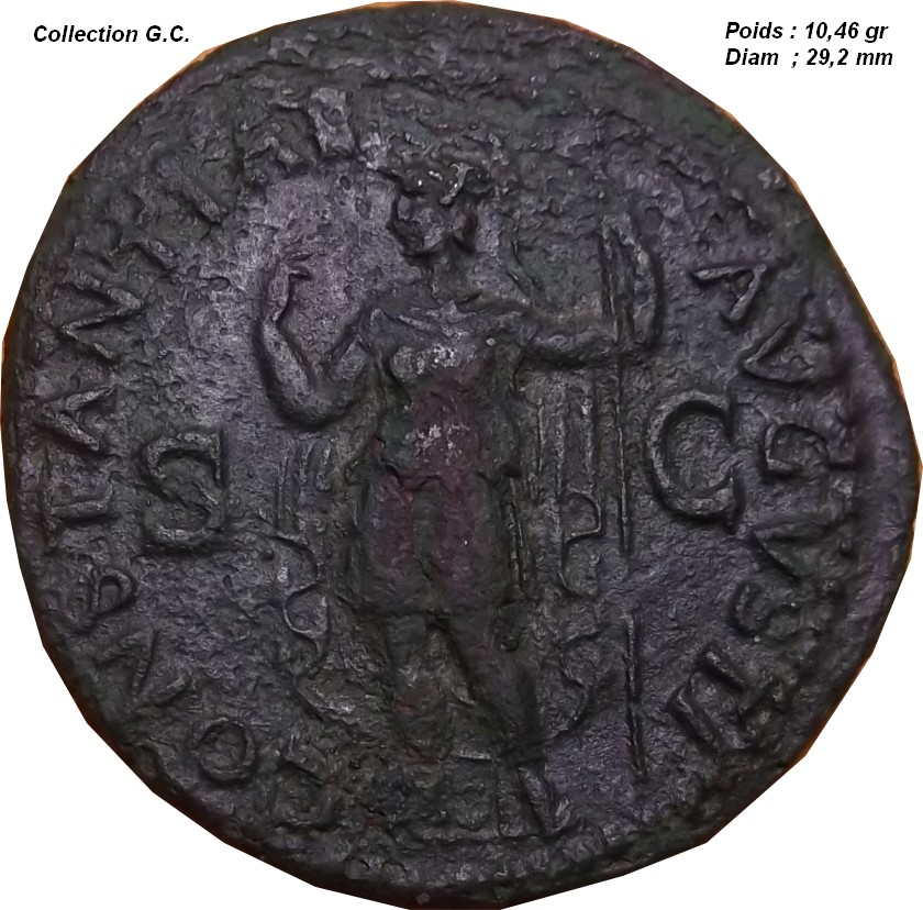 Confirmation identification (  as de Claude  Ric 95.) Claude13