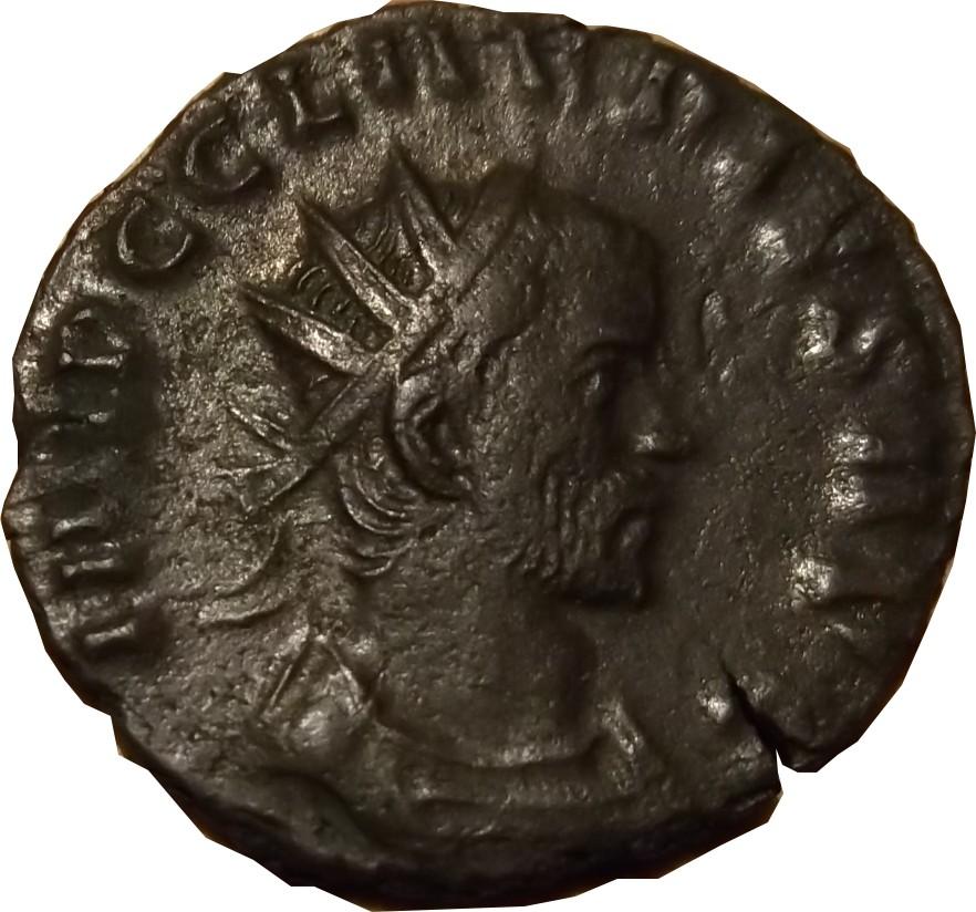 Identification monnaie que je pense de Claude II ric 102 Claude14