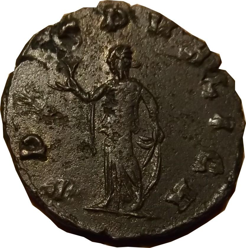 Identification monnaie que je pense de Claude II ric 102 Claude15