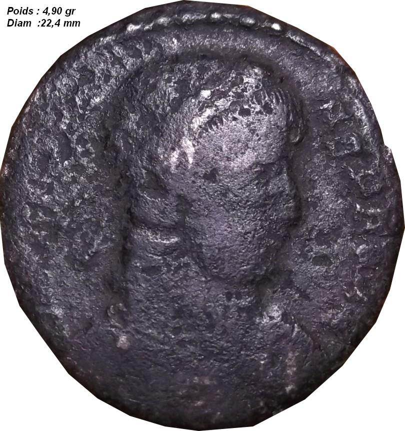Identification Romaine ( Ae2 Centenionalis Constans ) G1210