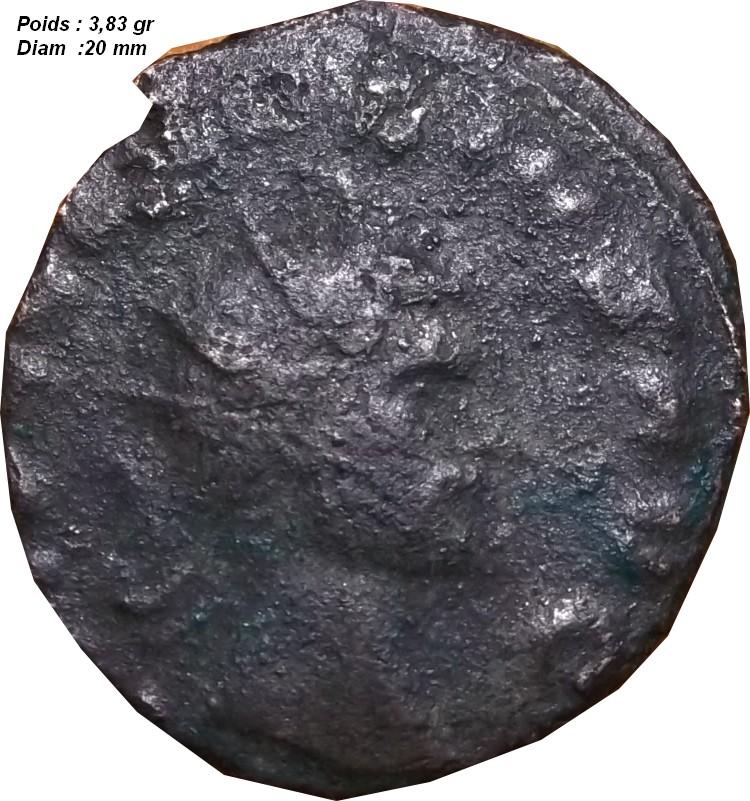 Identification Romaine ( Claude II le Gothique ) G_11_210