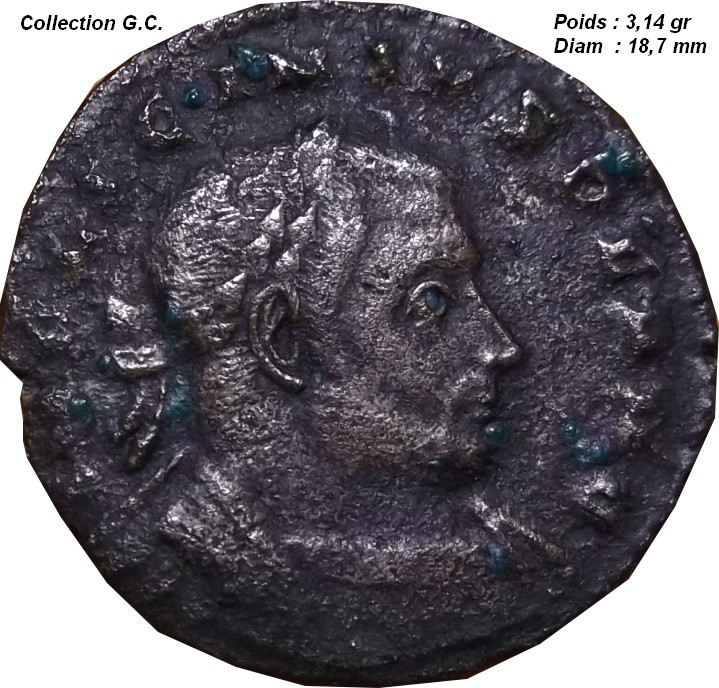 Identification Romaine ( Licinius I ) Licinu11