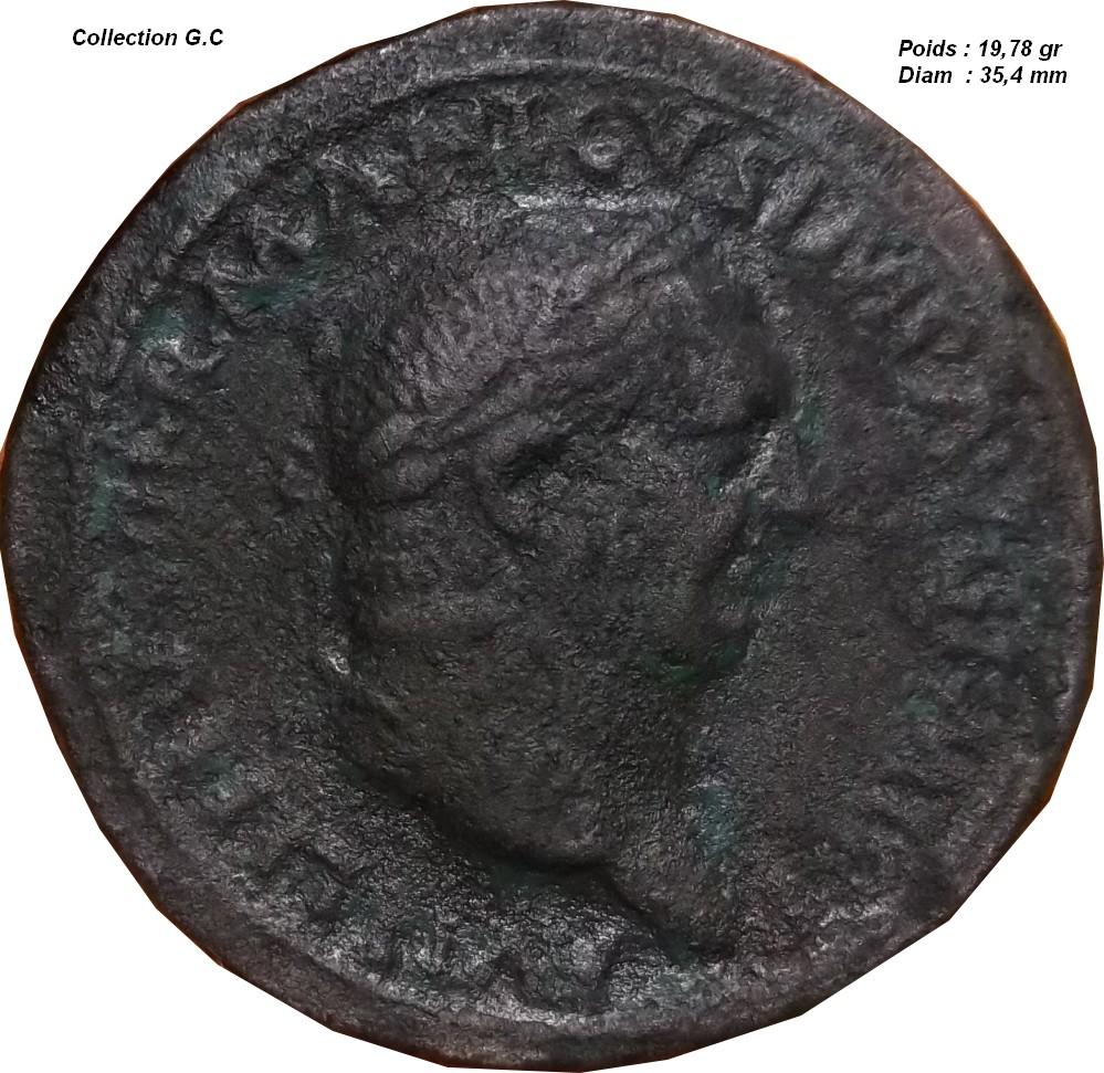 Identification Romaine ( VITELLIUS RIC 117 ) Ma10