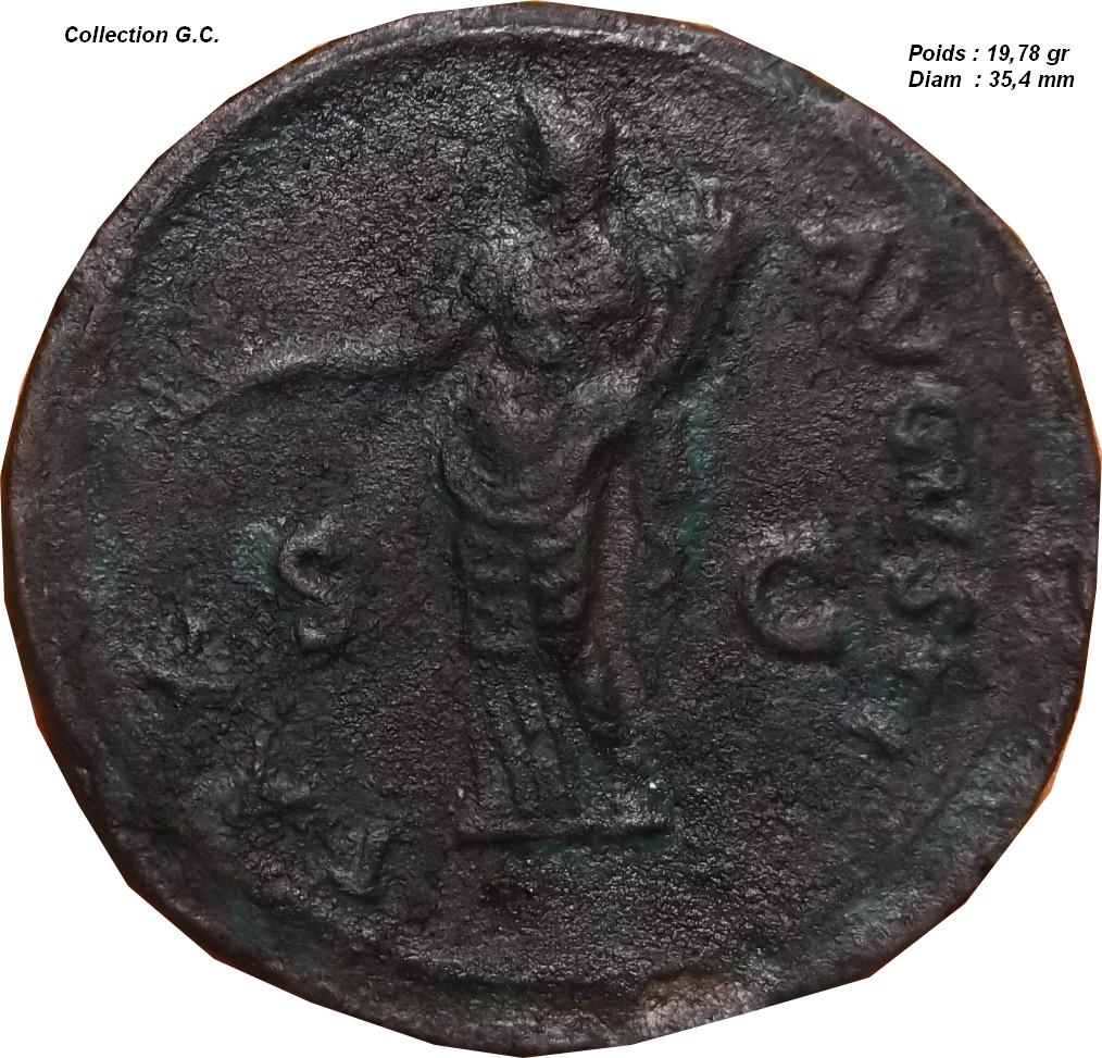 Identification Romaine ( VITELLIUS RIC 117 ) Ma_210
