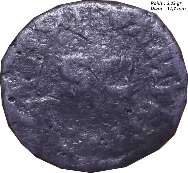 Identification Romaine  en plombs ( quadran de Claude Ier ) Monnai13