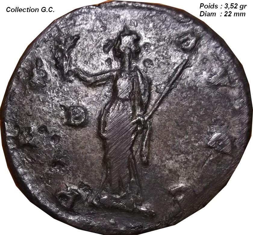 Confirmation ID ( Marcus Aurelius Carus Aurelianus ) Pax12