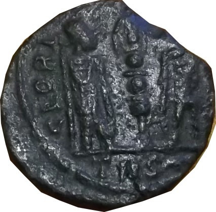 Identification monnaie en plombs ( gloria exercitus ) Plombs11