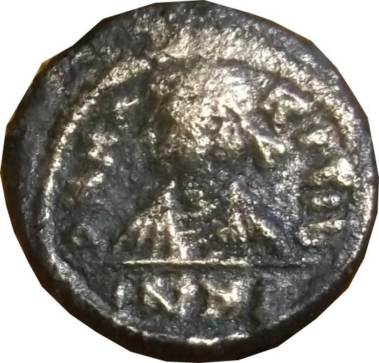 Identification monnaie ( Decanummium de Carthage Maurice Tiberius ) Plombs12