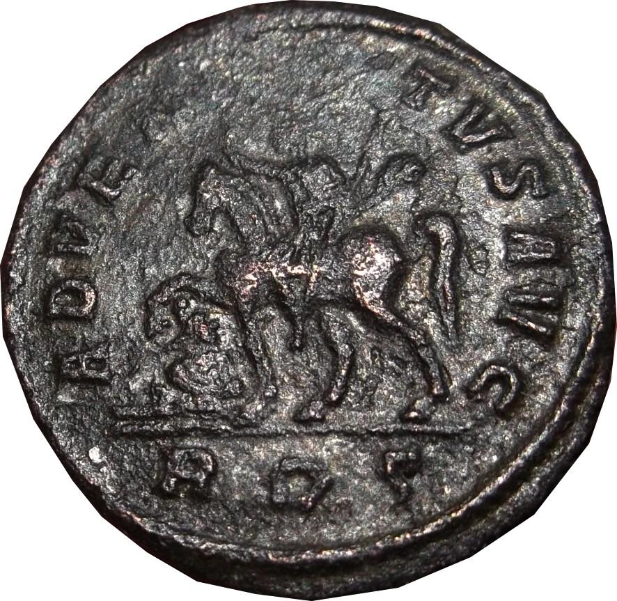 Identification atelier monnaie de Probus   RIC 157 ROME ??? Probus14