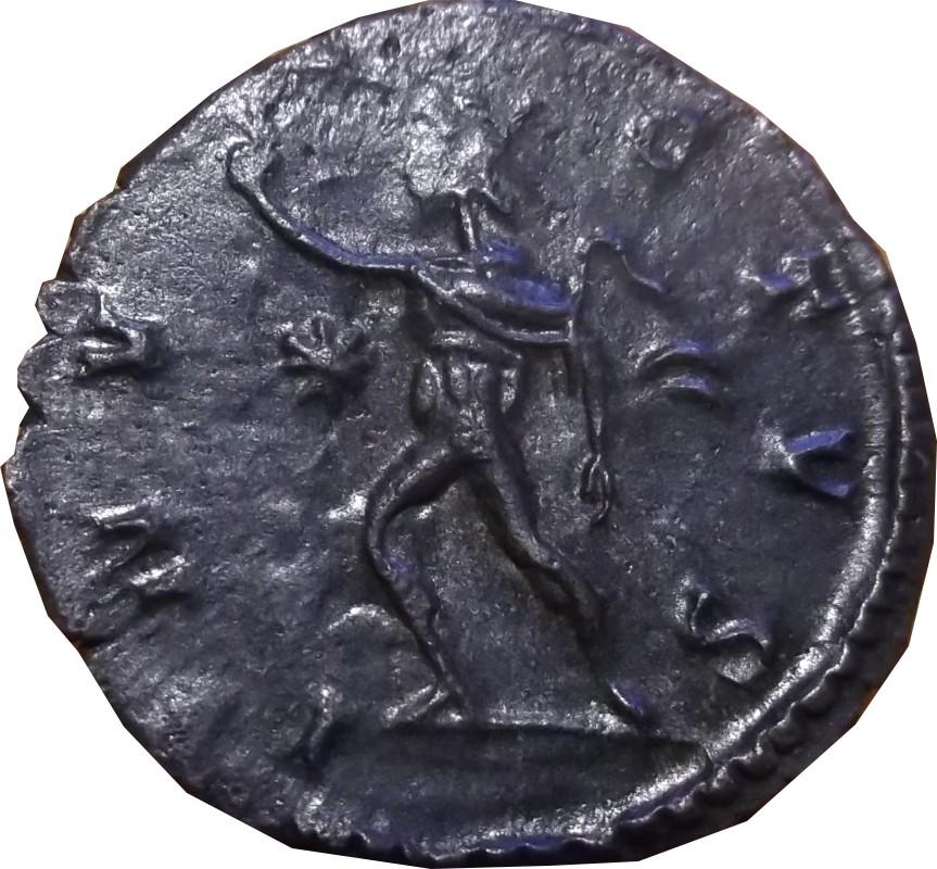 Identification Romaine Tetricus revers  SPE-S - AVGG. . ric  270 R1 Victor11