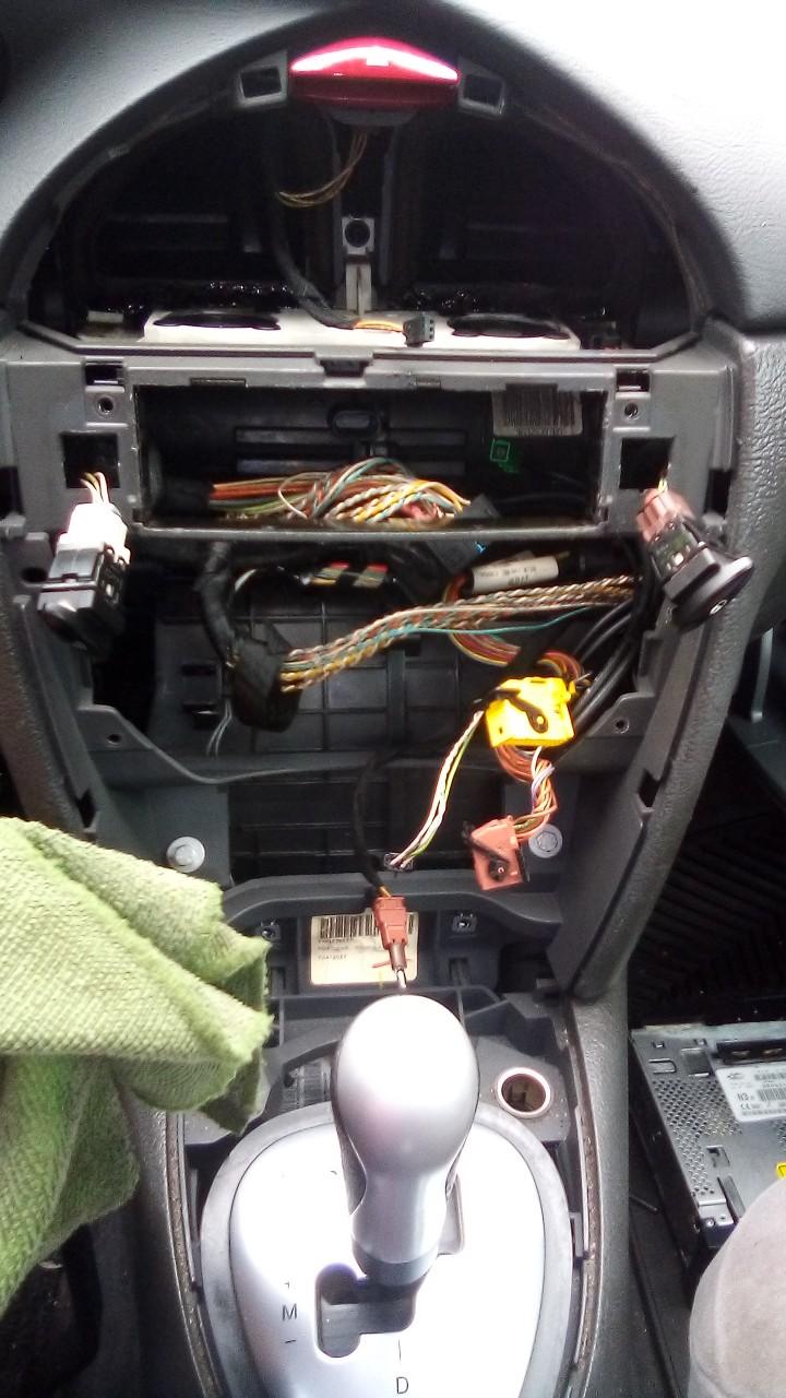 Citro C5 2.0 hdi automatik 0-02-156