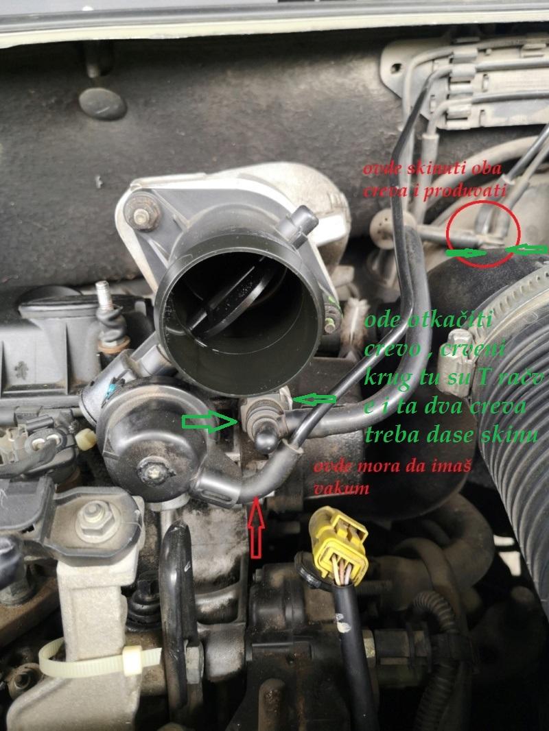 Čiscenje klapne gasa c5 2.0 HDI 2002 Img_2026