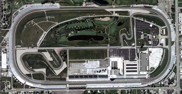 11ª carrera de la T3, Indianapolis Motor Speedway Oval con el Dallara IR-12 Hond Indi3110