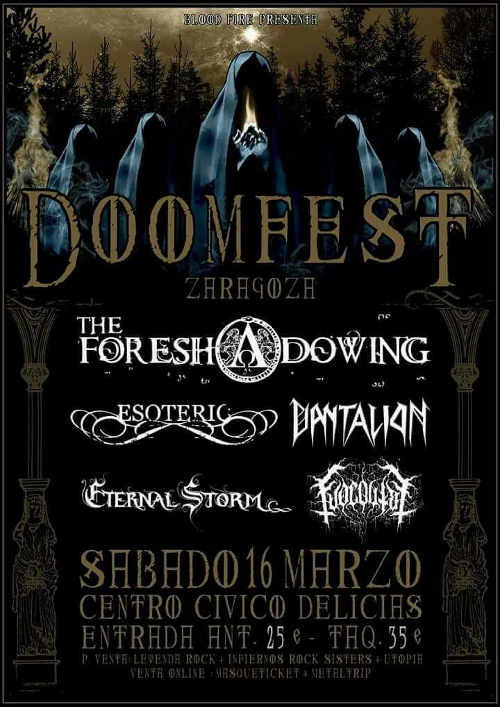 DoomFest Zaragoza 2019: Esoteric, The Foreshadowing, Dantalion - Página 2 Fb_img13