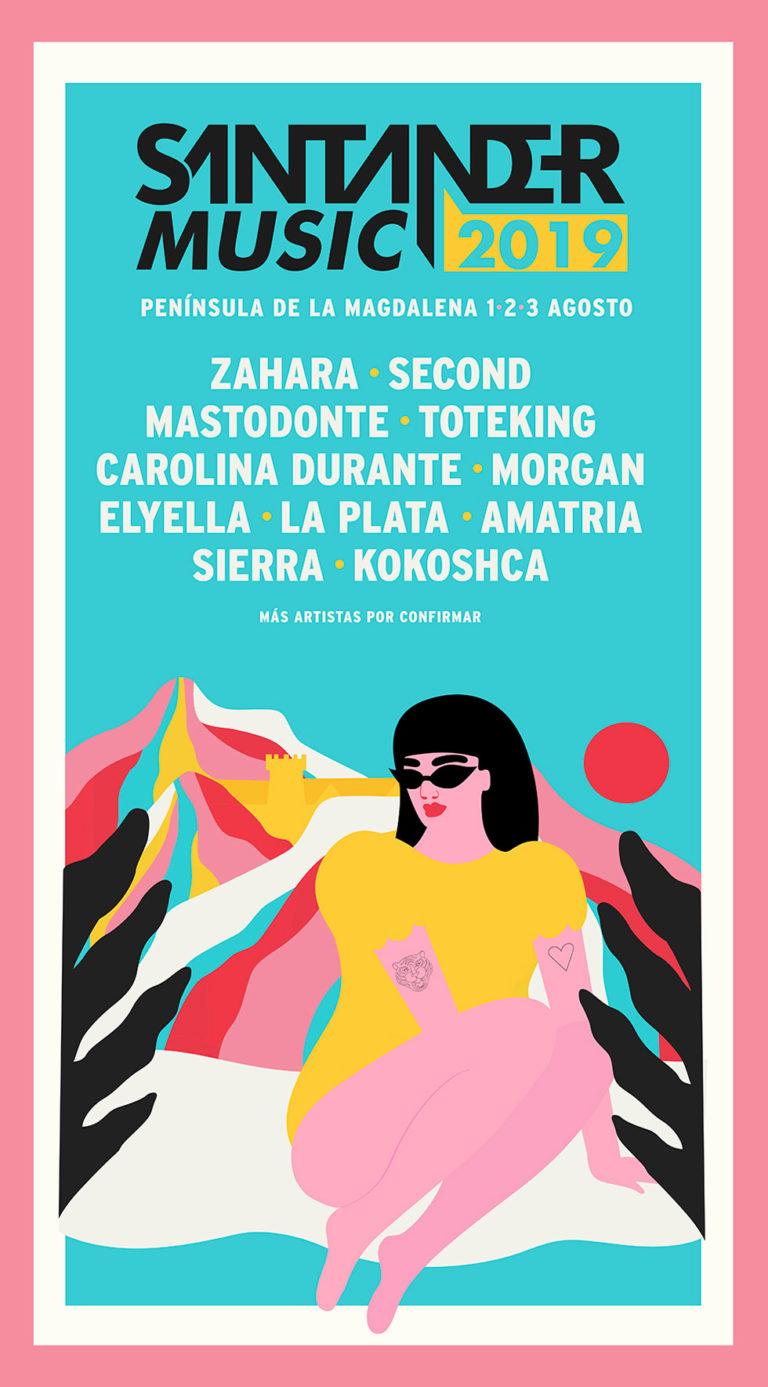 Agenda de giras, conciertos y festivales Cartel11