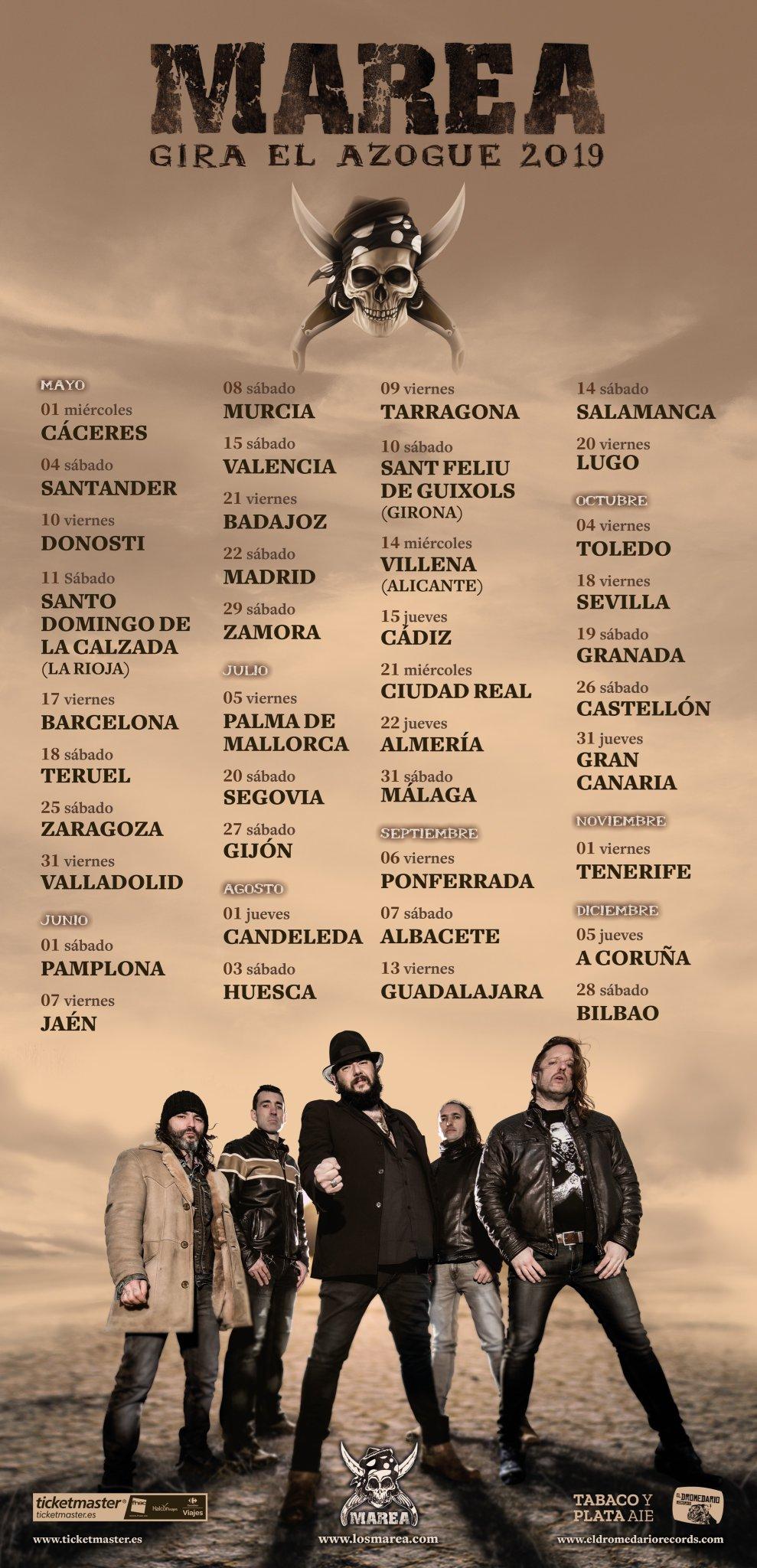 Agenda de giras, conciertos y festivales D1h--n10