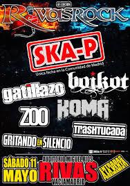 Agenda de giras, conciertos y festivales Downlo10