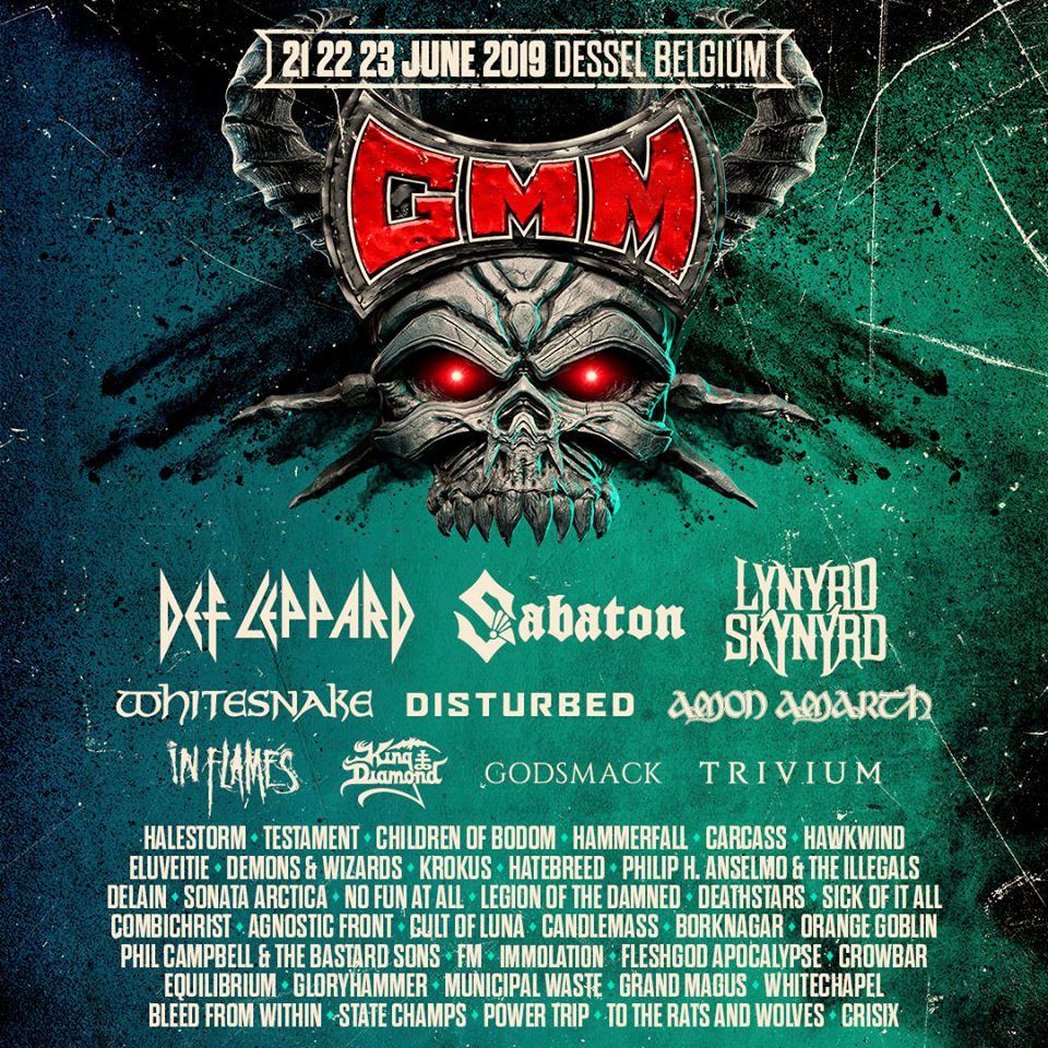 Agenda de giras, conciertos y festivales Graspo10