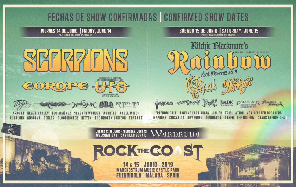 Agenda de giras, conciertos y festivales Notici10