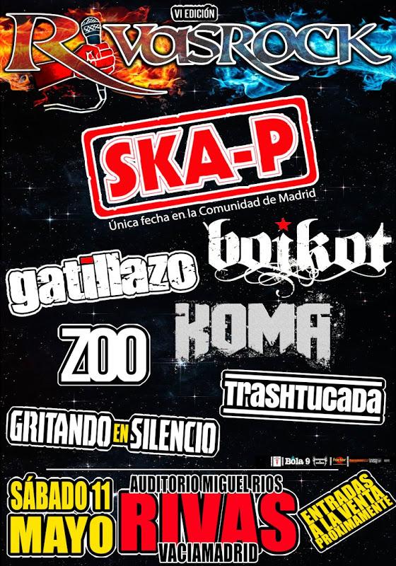 Agenda de giras, conciertos y festivales Rivasr10