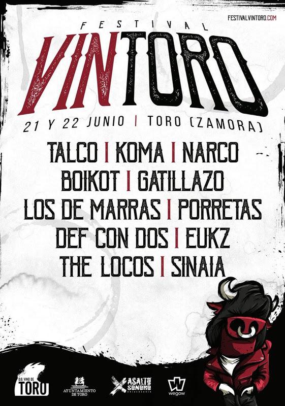 Agenda de giras, conciertos y festivales Vintor10