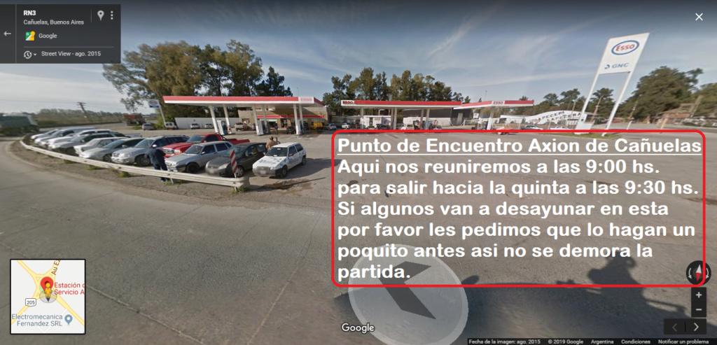 """""""FIN DE SEMANA EN LA QUINTA, SABADO 9 Y DOMINGO 10 DE FEBRERO"""" EN VILLARS!!! Axion_10"""