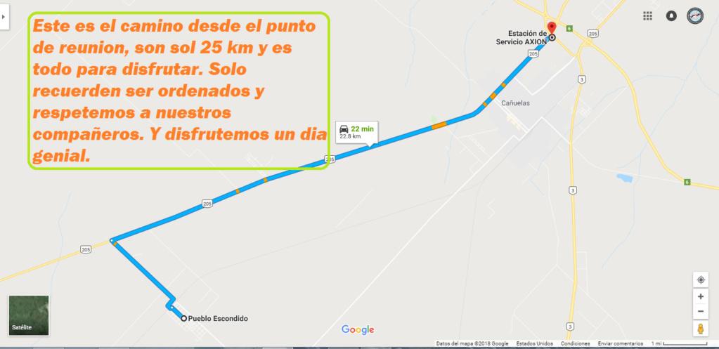 """""""DOMINGO 23 DE DICIEMBRE, DESPEDIDA DE AÑO DEL CLUB"""" VENITE A PASARLO GENIAL!!! Camino12"""