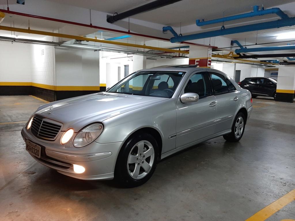 W211 E320 Avantgard 2004/2004 prata - VENDIDO 20200210