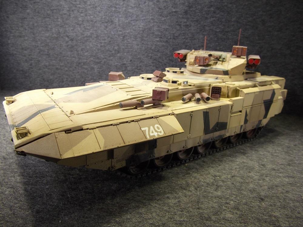 ТБМП- 15 армата Tbmp-110