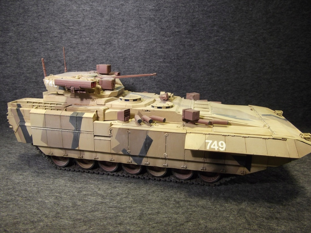 ТБМП- 15 армата Tbmp-111