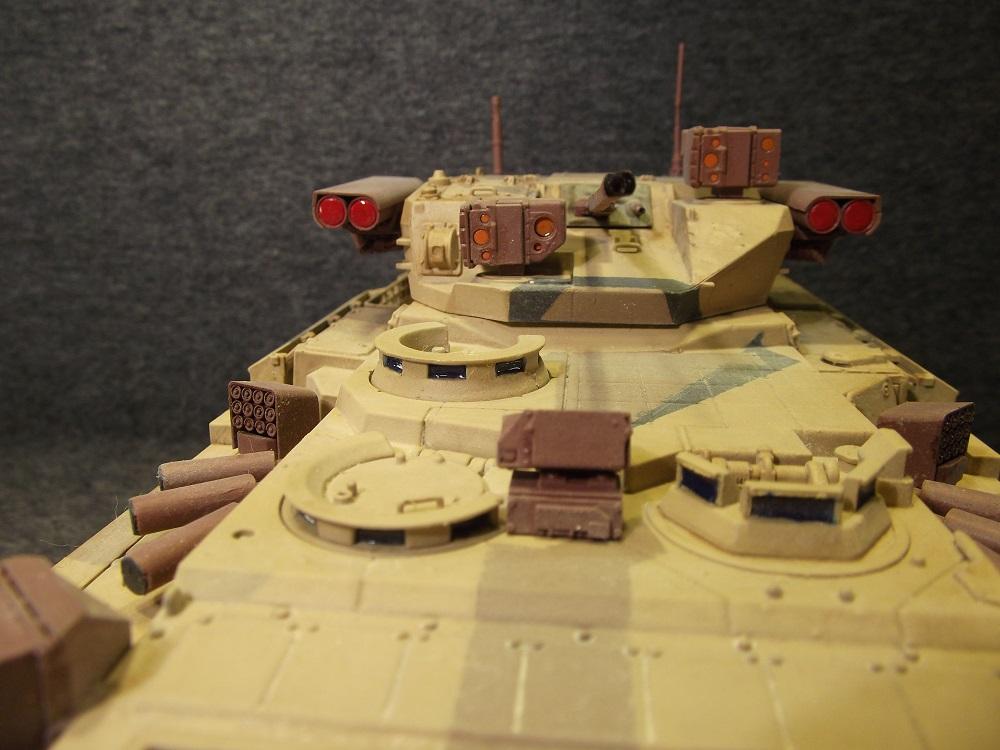 ТБМП- 15 армата Tbmp-117