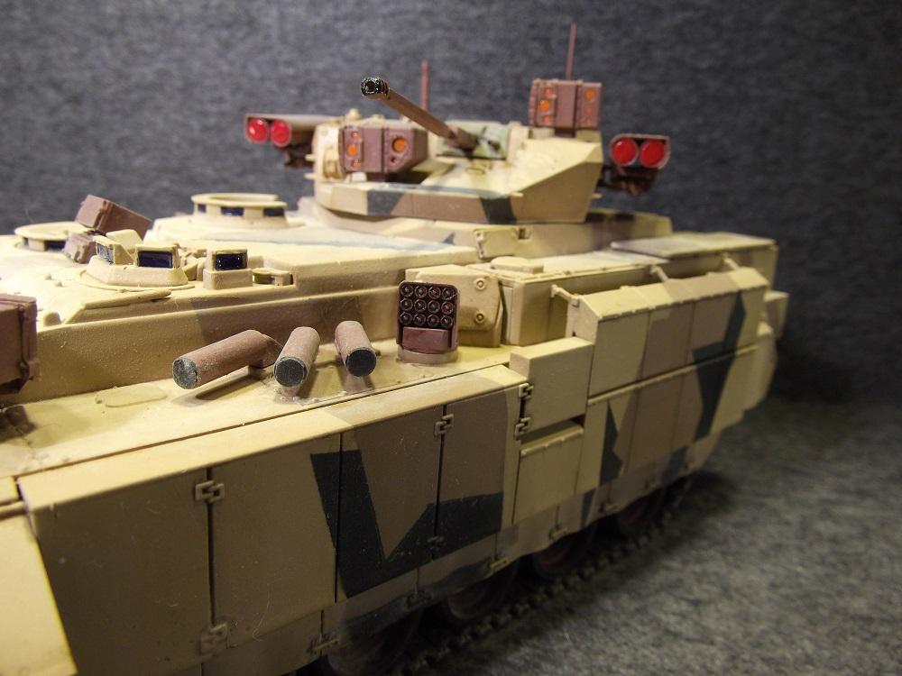 ТБМП- 15 армата Tbmp-120