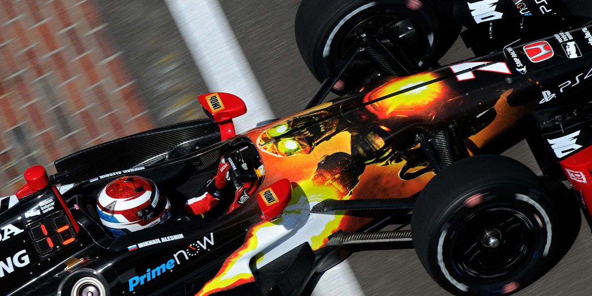 | PC2 INDYCAR T.II | Sennalauda12 campeón Temporada II Verizon Indycar Series 2016_a10