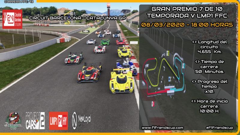 | PC2 T.V LMP1 | Sanciones Barcelona-Catalunya GP Barcel11
