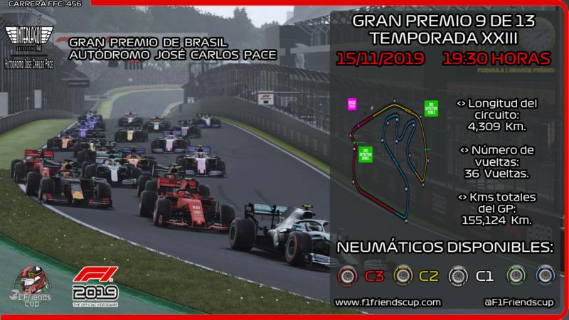 [F1 -- 9/13 GP - T.23] CRÓNICA GRAN PREMIO DE BRASIL Brasil10