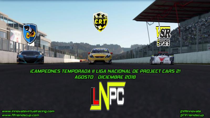 | ILNPC T.II | ¡Otra temporada que se nos va! Campeo16