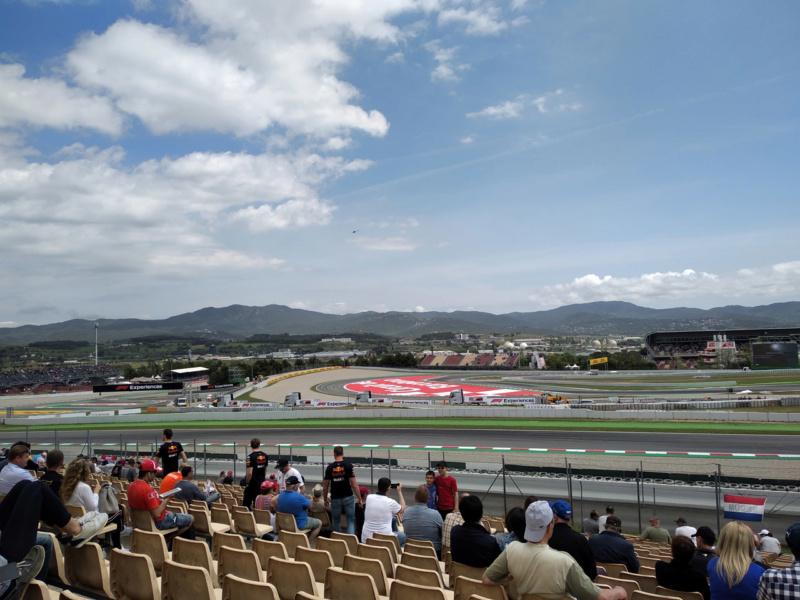 | II KDD OFICIAL FFC | 11 y 12 de mayo, los días que FFC se fue al GP España Circui10