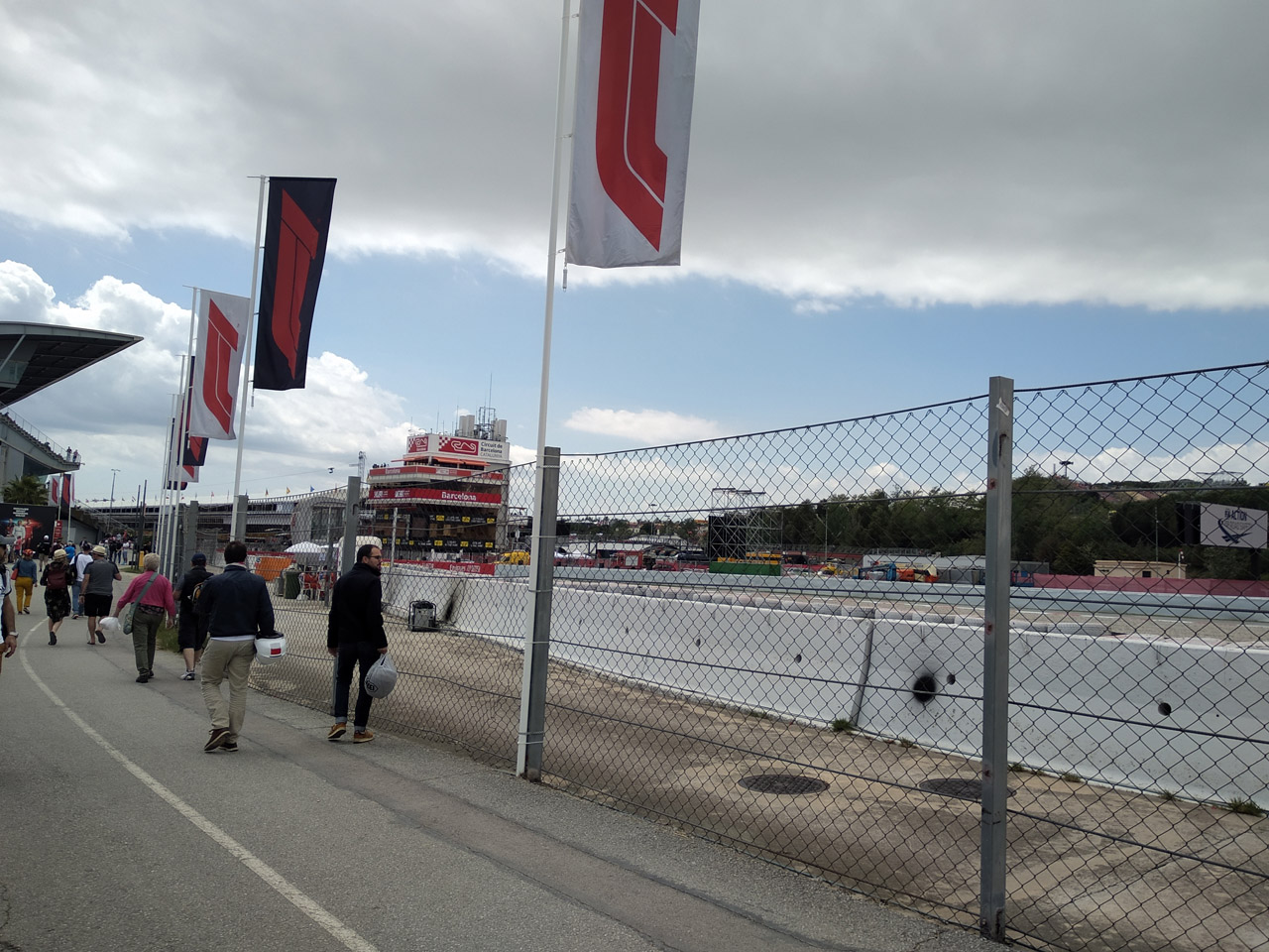 | II KDD OFICIAL FFC | 11 y 12 de mayo, los días que FFC se fue al GP España Circui11