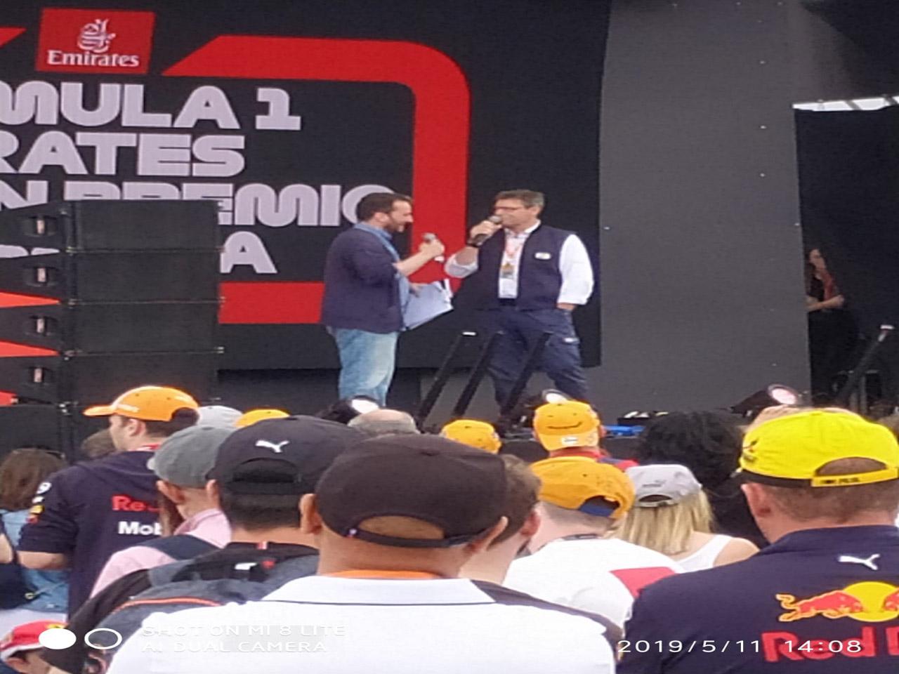 | II KDD OFICIAL FFC | 11 y 12 de mayo, los días que FFC se fue al GP España Circui12
