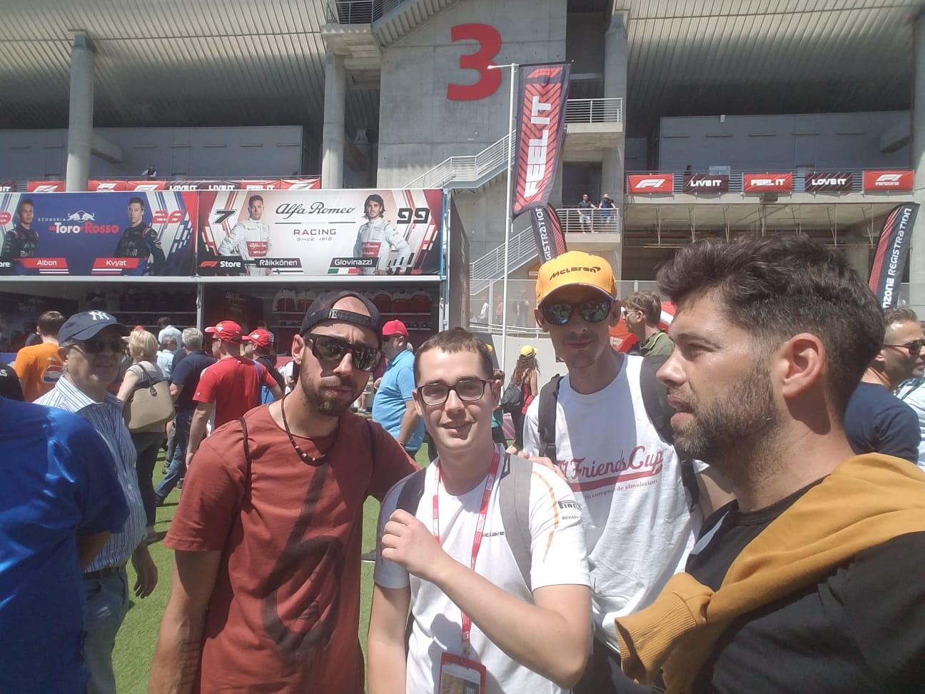 | II KDD OFICIAL FFC | 11 y 12 de mayo, los días que FFC se fue al GP España D6z0hg10