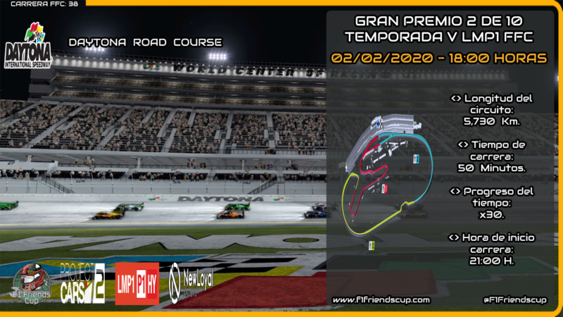 [PC2 T.V LMP1 - 2/10] CRÓNICAS DAYTONA ROAD COURSE GP Dayton12