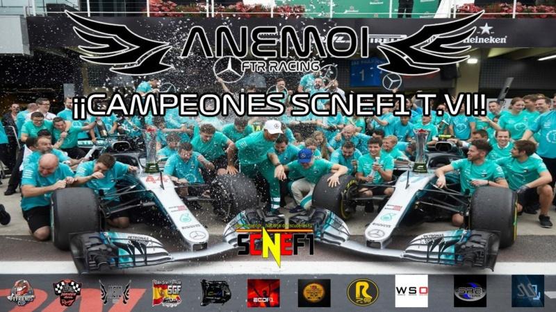| SCNEF1 T.VI | Anemoi FTR Racing, ¡Campeones de la SCNEF1 Temporada VI! Dy1s0110