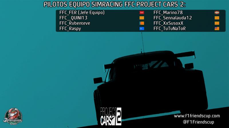 | FFC TEAM | Estructura del equipo, pilotos integrantes, palmarés y competiciones Equipo12