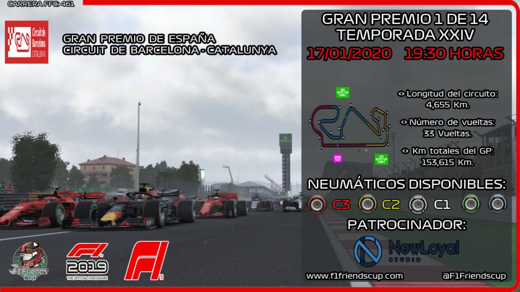 [F1 -- 1/14 - T.24] CONFIRMACIONES GRAN PREMIO DE ESPAÑA Espaza12