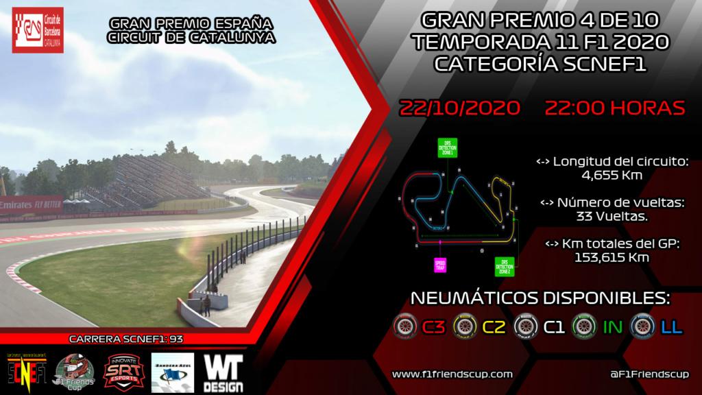[SCNEF1 - SCNEF2 T.X - C: 4/10] GRAN PREMIO ESPAÑA - CIRCUIT CATALUNYA - RESULTADOS OFICIALES Espaza22