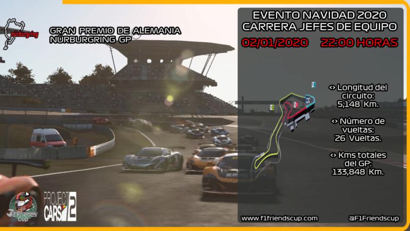 | PC2 | Evento PC2: Nürburgring GP - Mclaren 650S GT3 Evento10