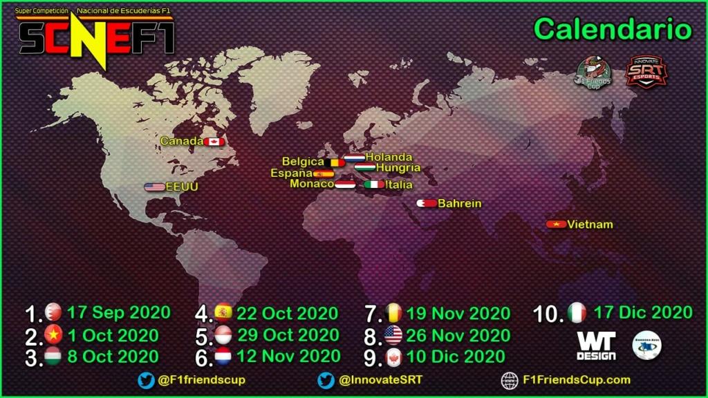 | SCNEF1 T.XI | CALENDARIO OFICIAL Img-2031