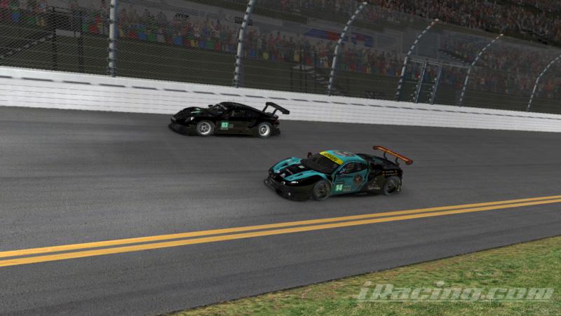 | FFCTEAM | Nuestro debut en Iracing con las 24 Horas de Daytona Iracin13