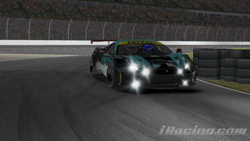 | FFCTEAM | Nuestro debut en Iracing con las 24 Horas de Daytona Iracin15